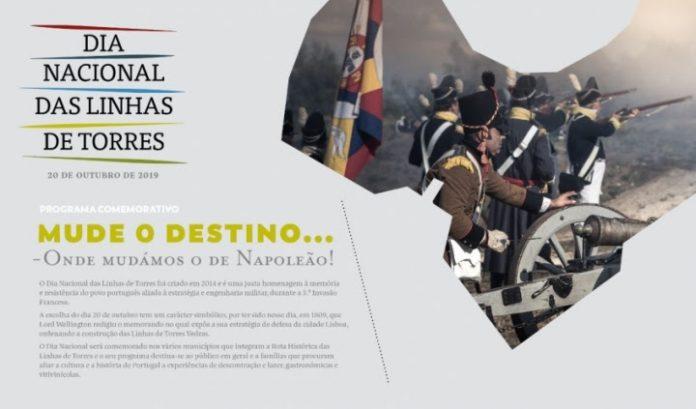 Torres Vedras: Atividade pretende dar a conhecer a história das Linhas de Torres Vedras