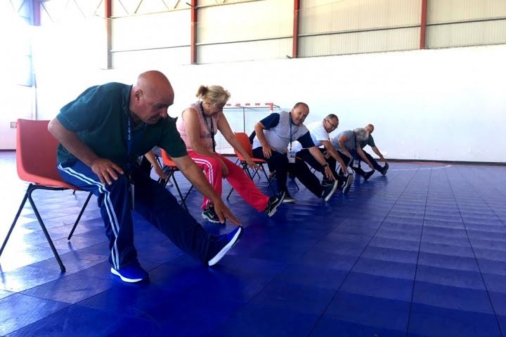 Câmara Municipal promove sessões de exercício físico para diabéticos