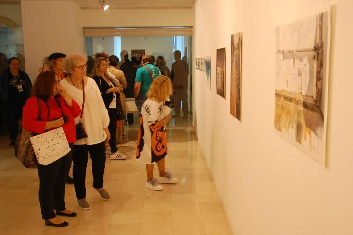 Coletivo Brasil com exposições na Paços – Galeria Municipal de Torres Vedras