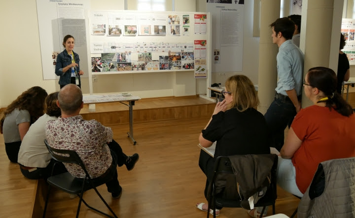 Torres Vedras participou no sexto encontro do projeto europeu BioCantinas