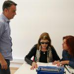 VII Semana da Visão celebrou 6º aniversário de Gabinete de Apoio à Deficiência Visual