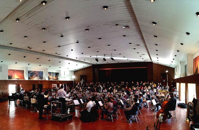 Torres Vedras recebe o concerto