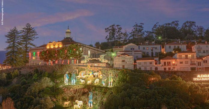 Alenquer espera 40 mil visitantes no Parque Temático do Natal a partir de sábado