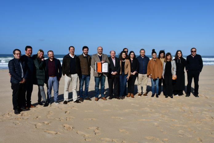 TORRES VEDRAS: Praias Centro e da Física certificadas