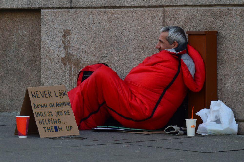 CALDAS DA RAINHA: Rede Social debate temática da população em situação de sem-abrigo