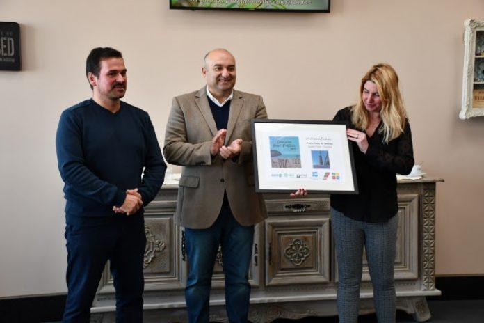 Distinção atribuída em concurso a projeto de concessionário de Santa Cruz-Centro