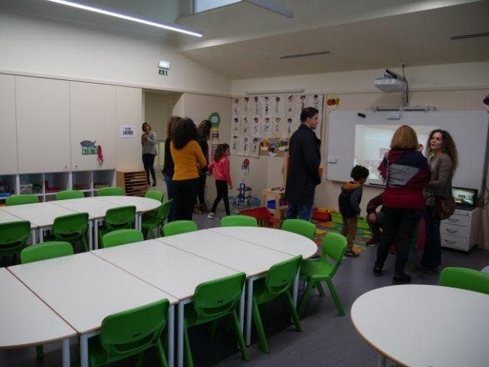 Escola Básica de São Pedro da Cadeira inaugurada pela Ministra da Coesão