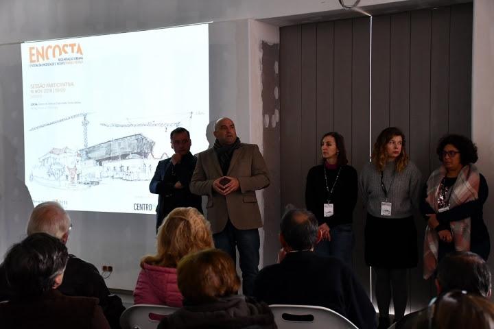 Habitantes da Encosta de S. Vicente voltaram a reunir-se em sessão participativa