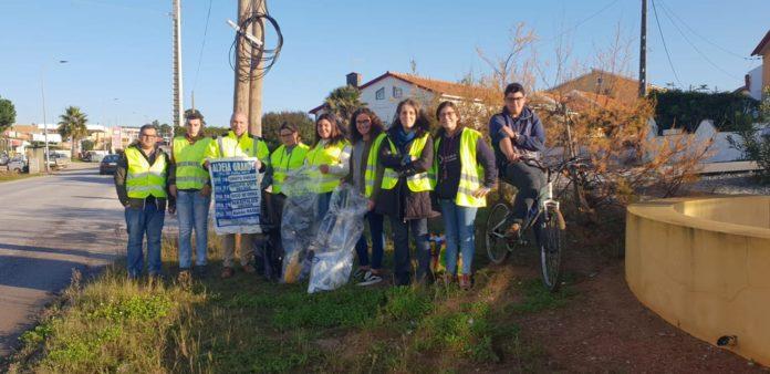 Ação (Des)Plastificar decorreu em várias freguesias da cidade de Torres Vedras