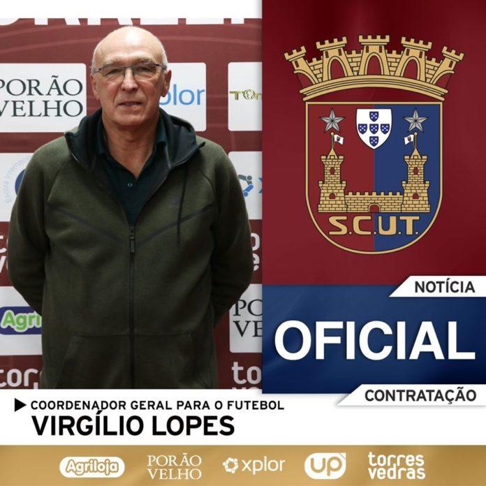 Torreense anuncia Coordenador Geral para o Futebol