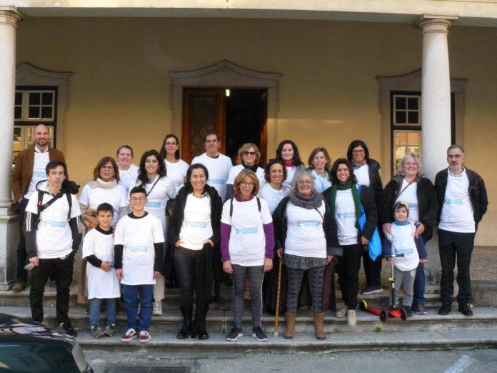 CHOeste assinalou Dia Nacional da Pessoa com Esclerose Múltipla com caminhada