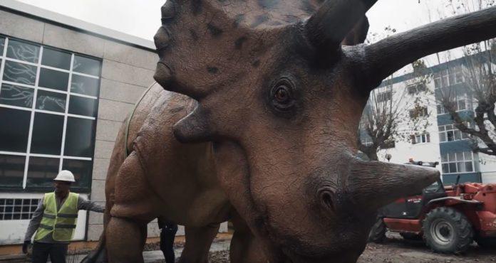 Rota dos dinossauros chega amanhã à Lourinhã