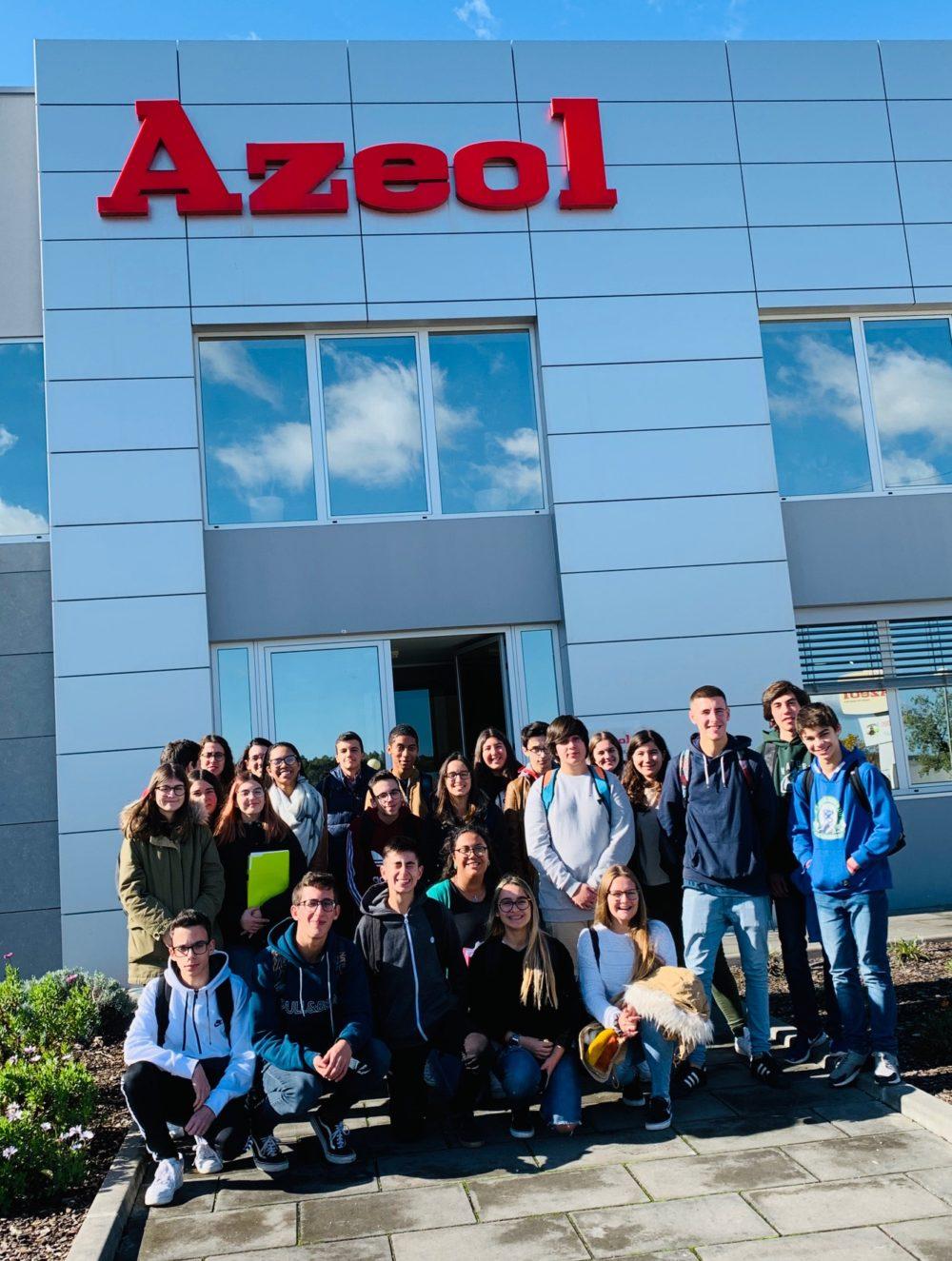 ESCO Vendas e Marketing realizou visita técnica à AZEOL