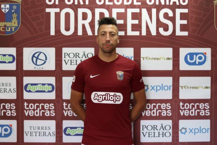 Torreense anunciou hoje novo reforço para a equipa