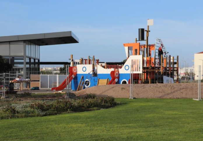 PENICHE: Município investe 107 mil euros no Parque Urbano da cidade da cidade