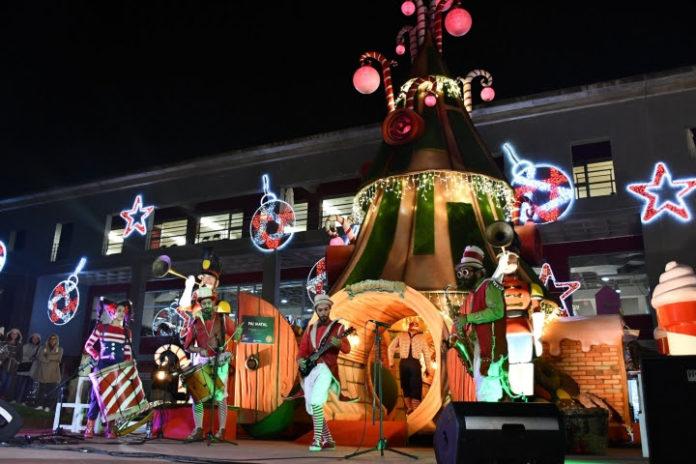 Torres Vedras celebra o Natal com animação por todo o Concelh