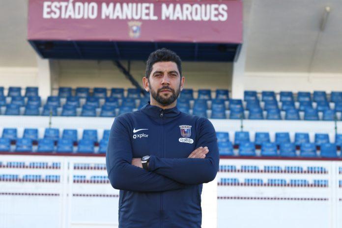 Torreense já tem novo treinador