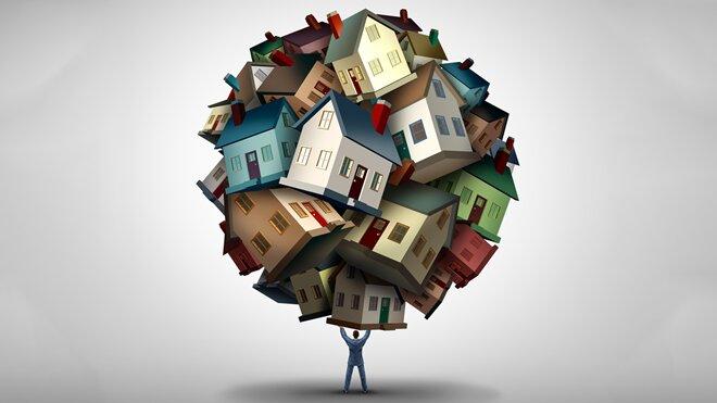 Casas nos arredores de Lisboa com maiores aumentos no 3.º trimestre