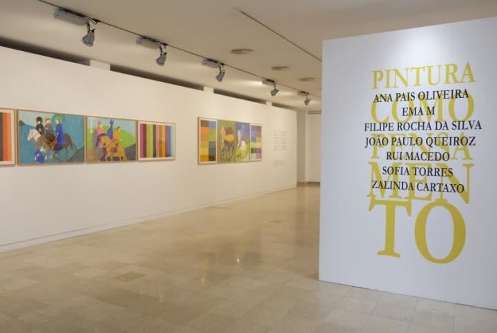 """Exposição """"Pintura como Pensamento"""" chega ao fim com lançamento de livro"""