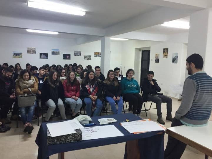 Sessões de participação juvenil percorreram o concelho de Torres Vedras