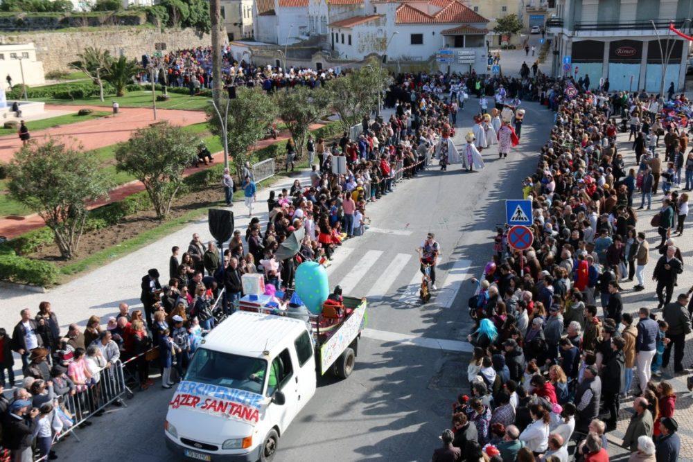 PENICHE: Carnaval sai à rua no domingo e na terça-feira