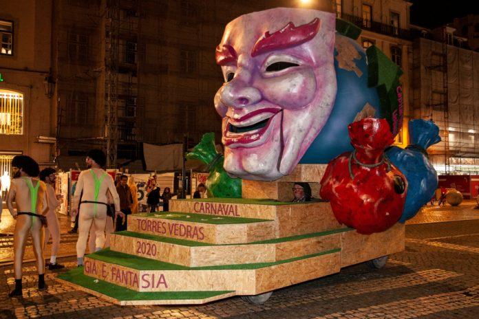 TORRES VEDRAS: Carnaval com preocupações de sustentabilidade ambiental