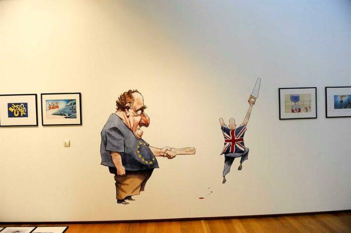 Vencedores do World Press Cartoon anunciados a 09 de maio nas Caldas da Rainha