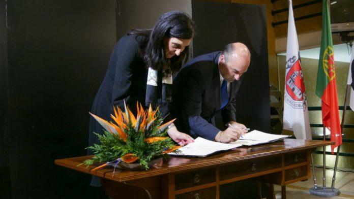Firmado acordo para melhorias no hospital de Torres Vedras