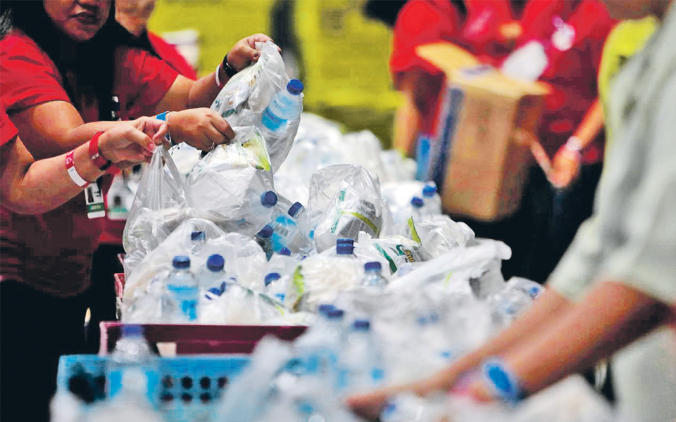 TORRES VEDRAS: Município adere a pacto para reduzir uso de plásticos