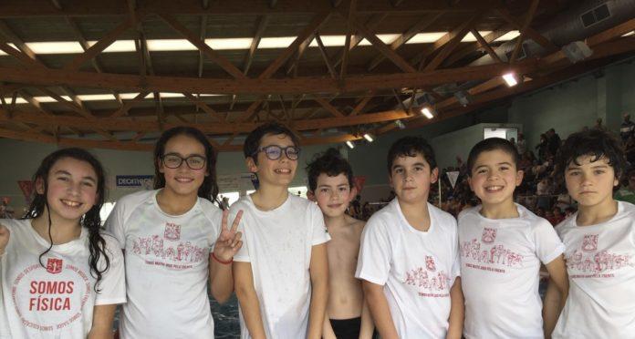 Física no Festival Regional de Cadetes