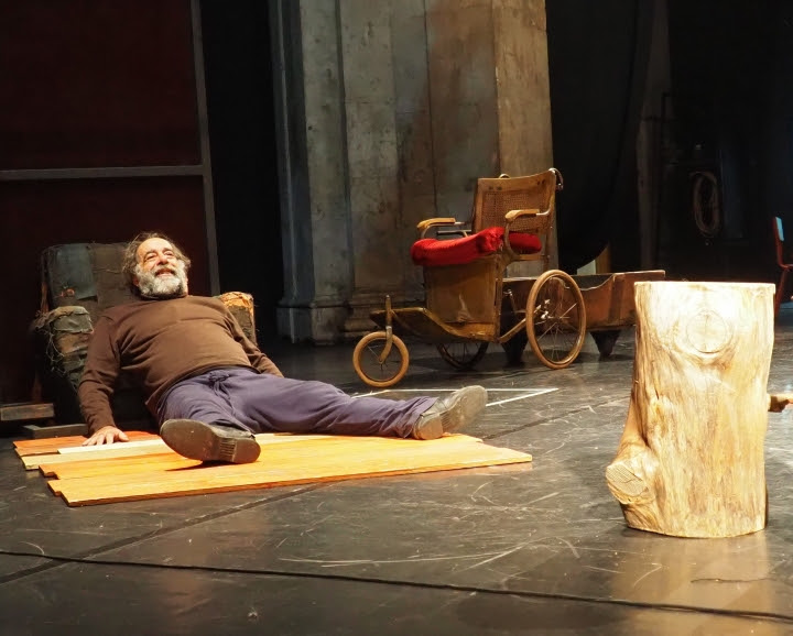 """Peça """"Um Plano do Labirinto"""" no Teatro-Cine de Torres Vedras"""