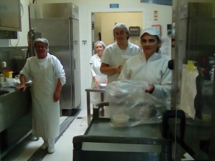 Torres Vedras garante fornecimento de refeições a alunos carenciados e profissionais de saúde