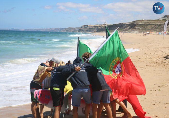 Assinatura do contrato-programa para a realização do EUROSURF Junior 2020 em Santa Cruz amanhã