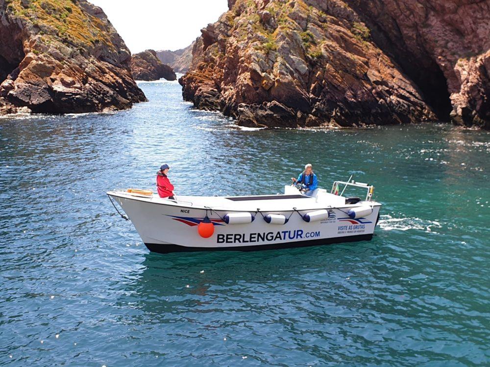 Covid-19: Fechada a pescaria do percebe nas Berlengas a pedido dos mariscadores