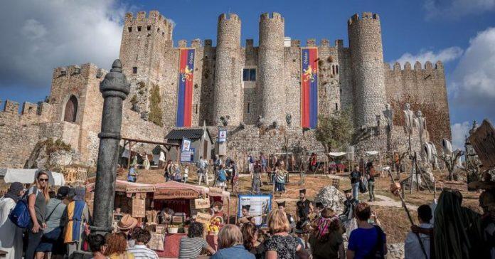 Covid-19: Feira Medieval de Óbidos foi cancelada