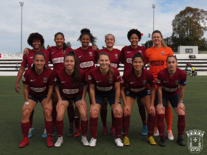 Futebol Feminino do Torreense sobe à 1ª Divisão Nacional