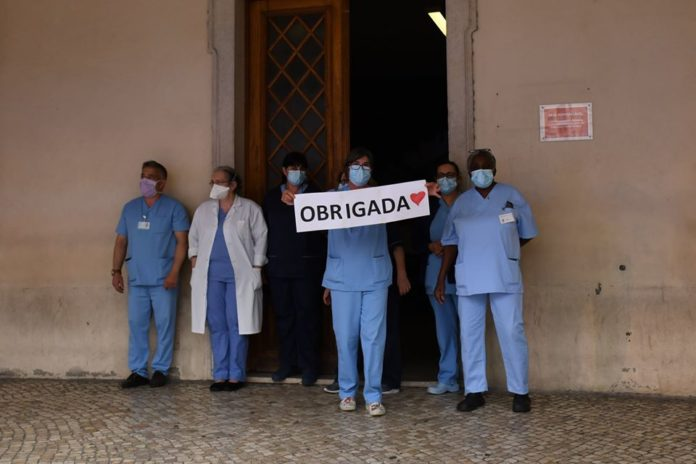 Profissionais de saúde e forças de segurança homenageados em Torres Vedras