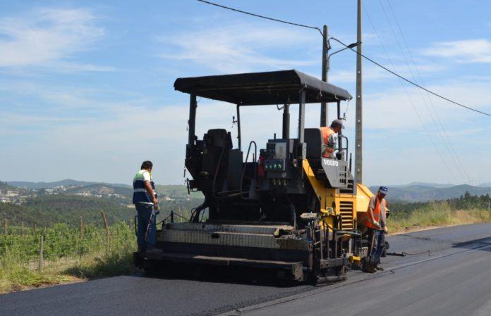 TORRES VEDRAS: Trânsito condicionado na EN8-2 devido a repavimentação