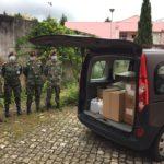 TORRES VEDRAS: Material de proteção individual chegou hoje à Escola Madeira Torres