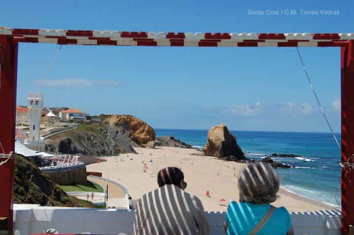 """Covid-19: Normas vão ser """"fáceis de implementar"""" nas praias de Torres Vedras"""