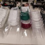 TORRES VEDRAS: ESCO produziu cerca de 10.000 viseiras