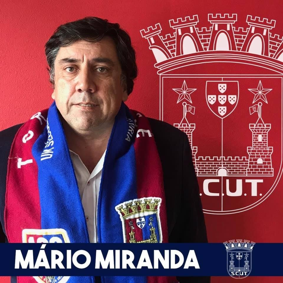 Mário Miranda reeleito presidente do Sport Clube União Torreense