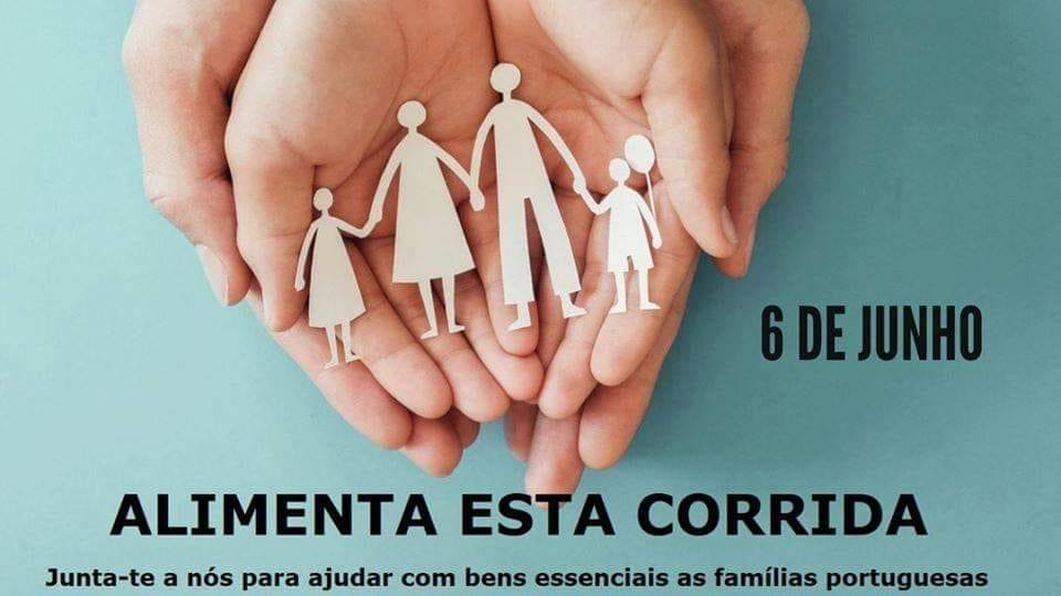 """""""Torres Vedras – Alimenta esta Corrida"""" - iniciativa solidária este sábado em Torres Vedras"""