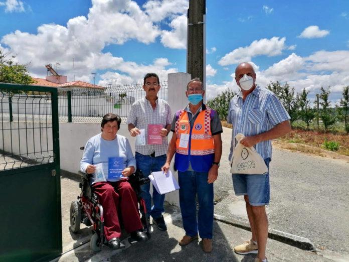 ÓBIDOS: Município distribui 15 mil kits de proteção individual