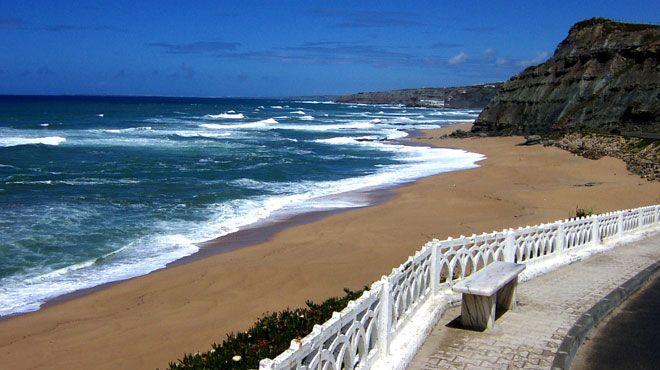 Covid-19: Lourinhã admite que vai ser difícil controlar lotação na praia mais frequentada