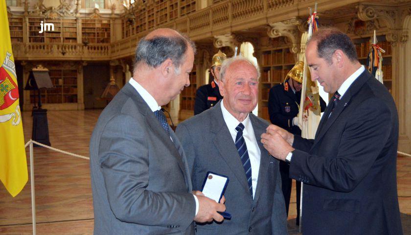 MAFRA: Dois dias de luto pelo falecimento de antigo presidente de câmara