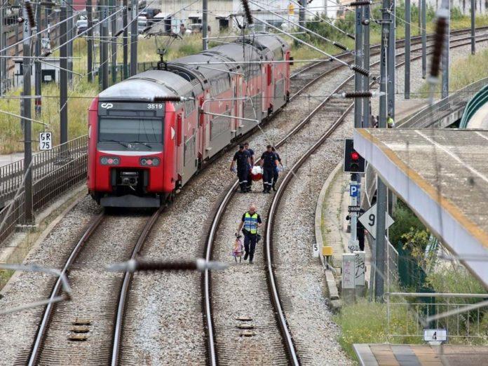 Homem morre colhido por comboio no Bombarral