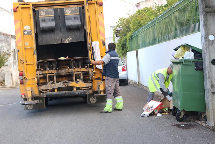 TORRES VEDRAS: Município reafeta centena e meia de trabalhadores dos resíduos sólidos