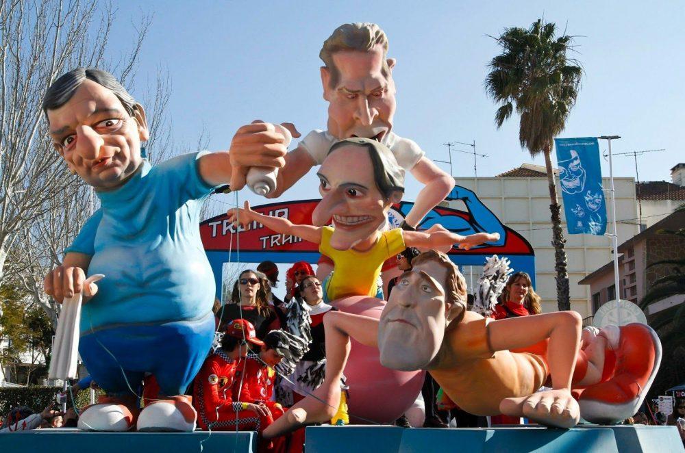 TORRES VEDRAS: Carnaval finalista das '7 Maravilhas da Cultura Popular'