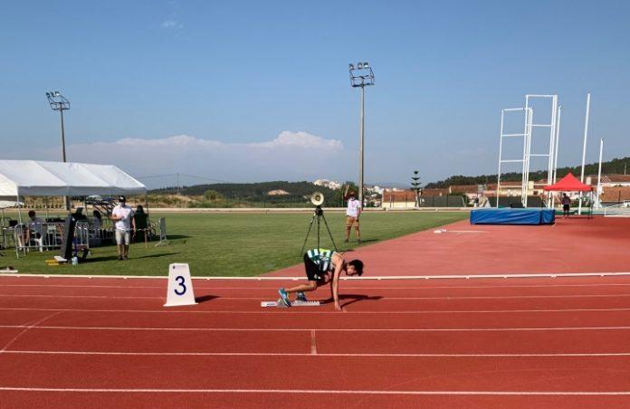 Pista Municipal de Atletismo acolheu Campeonato Regional de Juniores